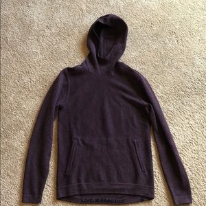 Lululemon XS men's merino hoodie